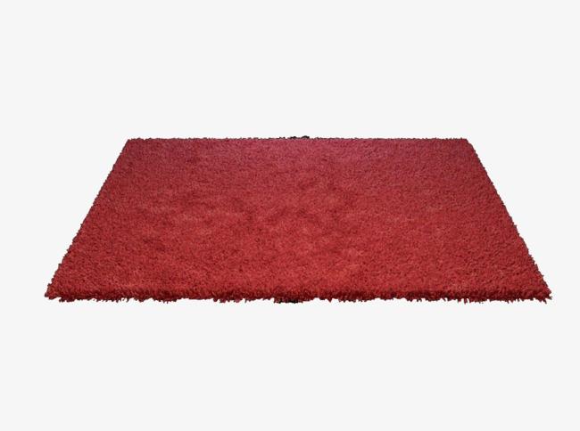 Carpet woolen d design. Blanket clipart red blanket