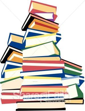 Stack of books clip. Blanket clipart stacks