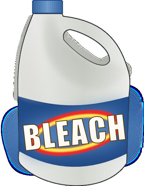 Bleach bottle png. Clip art at clker