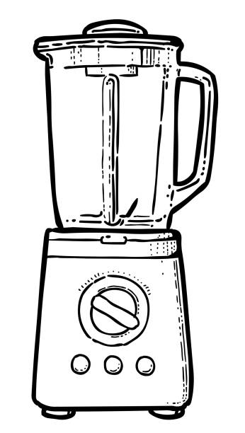 Blender clipart black and white. Portal