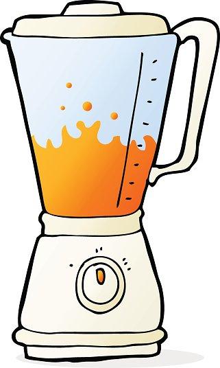 Blender clipart cartoon. Juice premium clipartlogo com