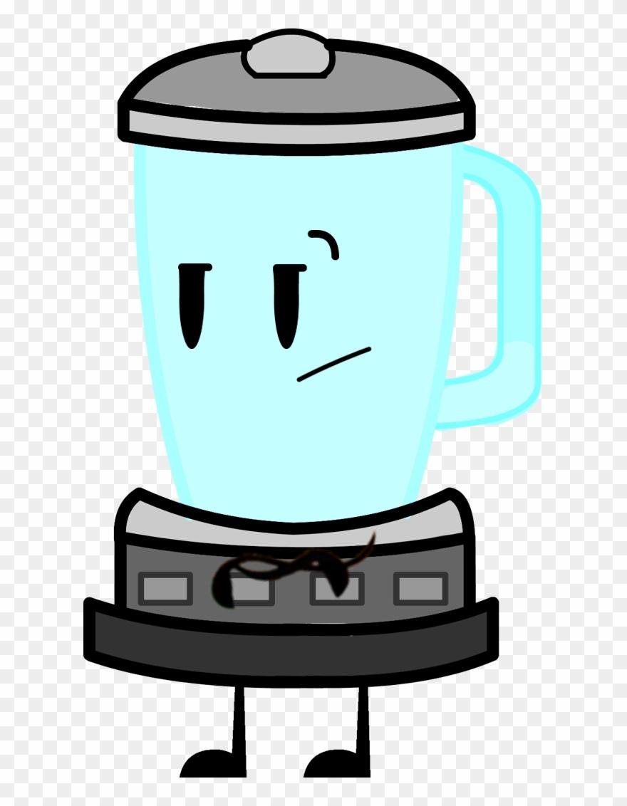 Download transparent bfdi pistons. Blender clipart cartoon