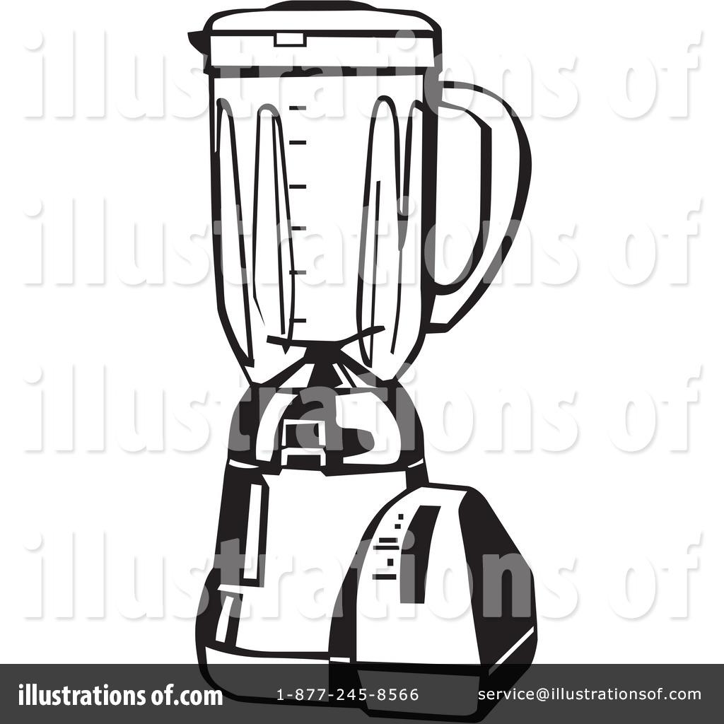 Illustration by david rey. Blender clipart clip art