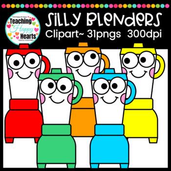Blender clipart consonant blend. Worksheets teaching resources tpt