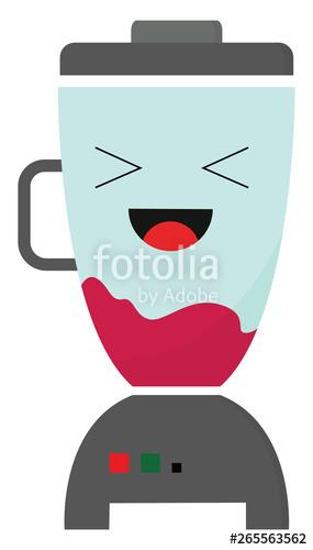 Blender clipart emoji. Of a mixer vector
