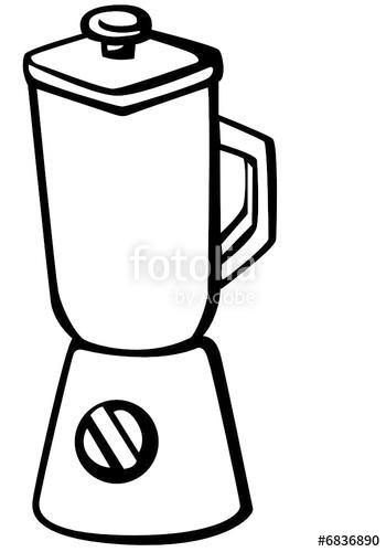 Drawing at getdrawings com. Blender clipart food processor