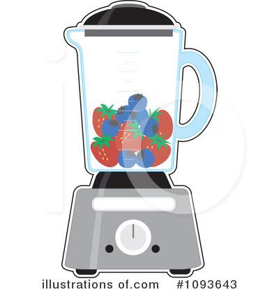Illustration by maria bell. Blender clipart fruit smoothie