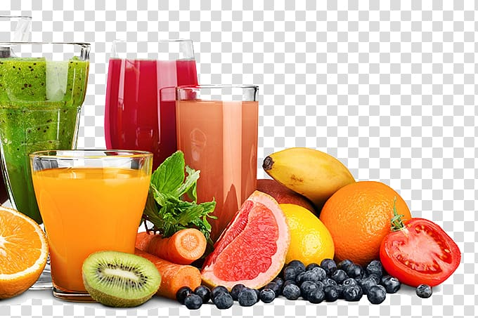 Slice and juice lot. Blender clipart fruit smoothie