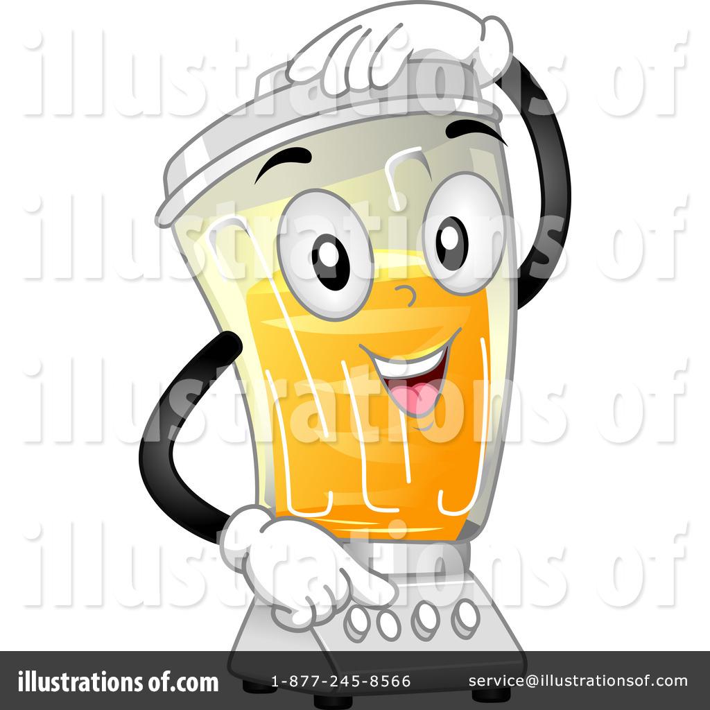 Blender clipart happy. Illustration by bnp design