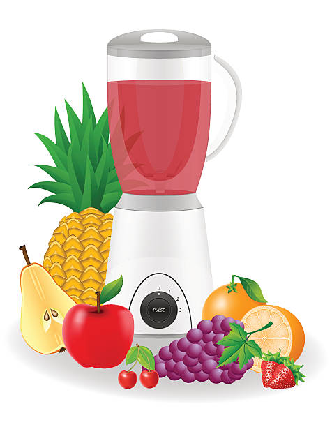 Blender clipart healthy smoothie. Kitchen mixer pencil and