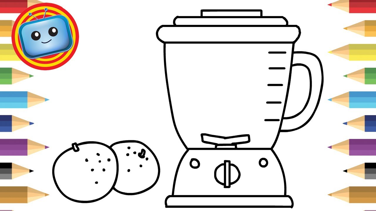 Drawing at getdrawings com. Blender clipart juice blender