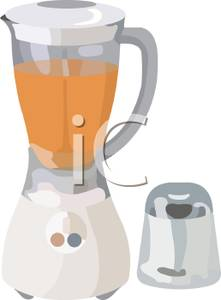 Clip art image a. Blender clipart juicer machine