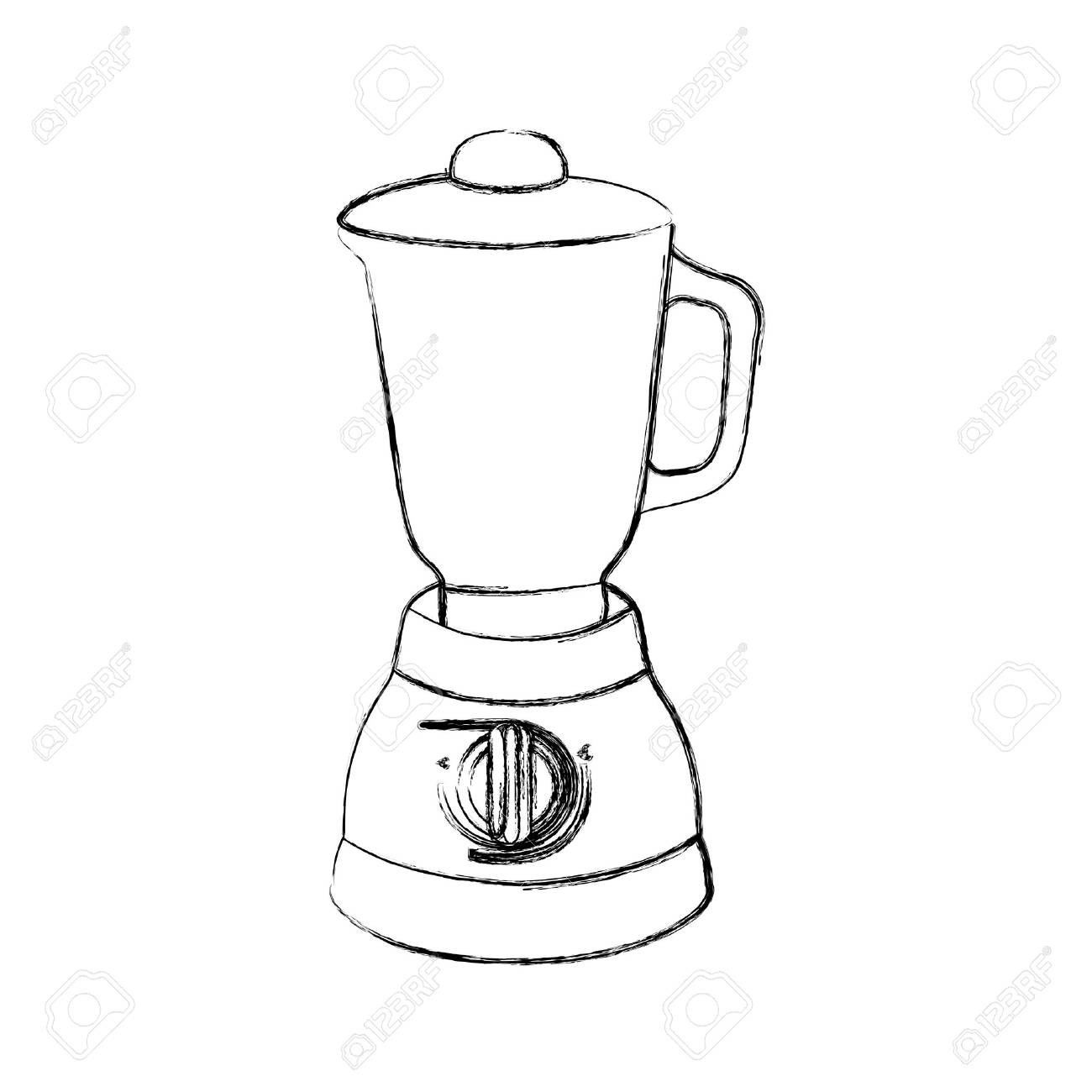 Drawing at getdrawings com. Blender clipart kitchen supply