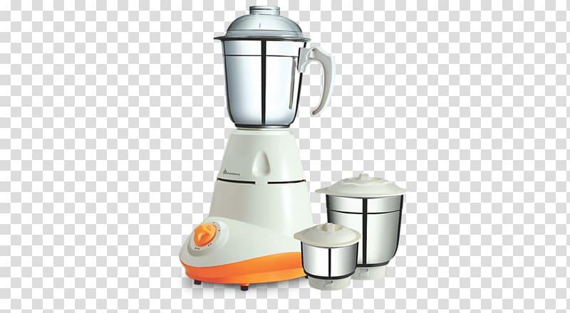 White kenstar set mixer. Blender clipart mixie