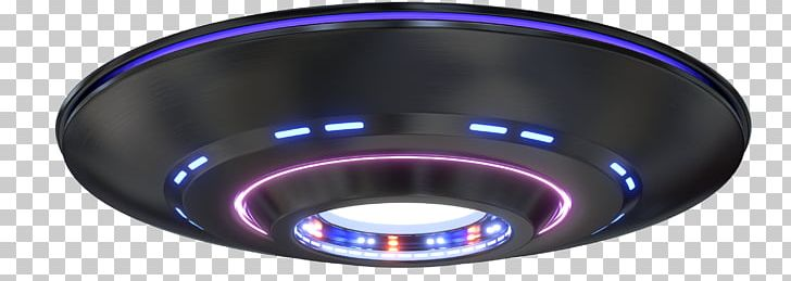 Blender clipart object. Unidentified flying starship animation