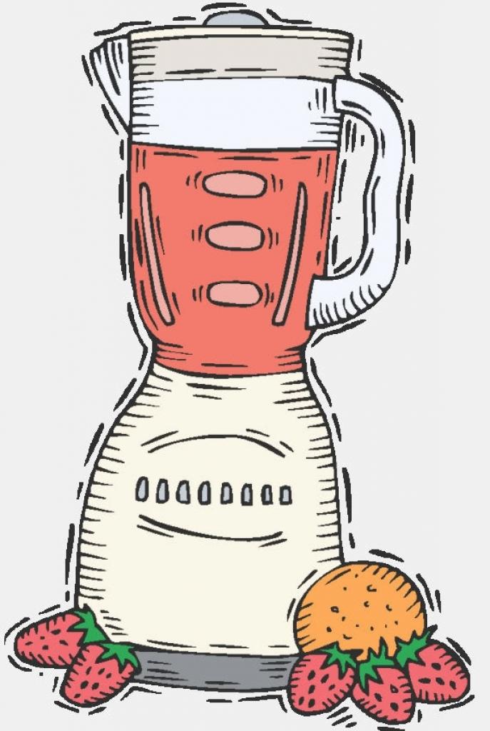 Blender clipart smoothie maker. Resolution