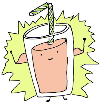 Blender clipart smoothy. Smoothie funny pencil and