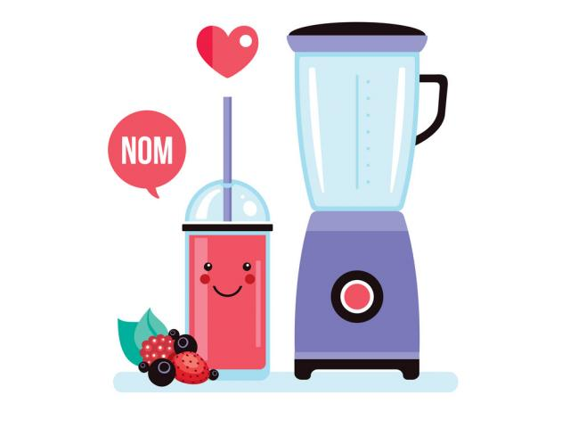 Smoothie x free clip. Blender clipart smoothy