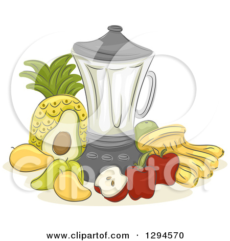 Blender clipart vector. Juicer clipground of a