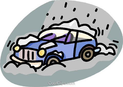 Blizzard clipart car. Stuck in snow clip