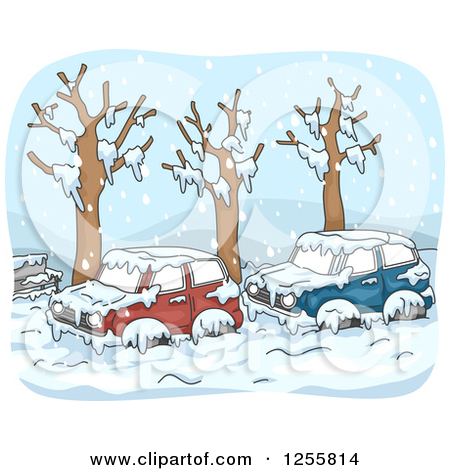. Blizzard clipart cartoon