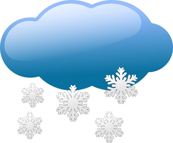 Blizzard clipart cold season. Windy weather symbol free