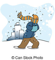 Blizzard clipart cold winter day.  snowstorm clipartlook