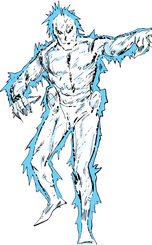 Blizzard clipart frost. Jack marvel comics iron