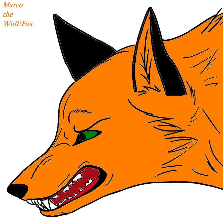 Blizzard clipart frost. Marco the fox fierce
