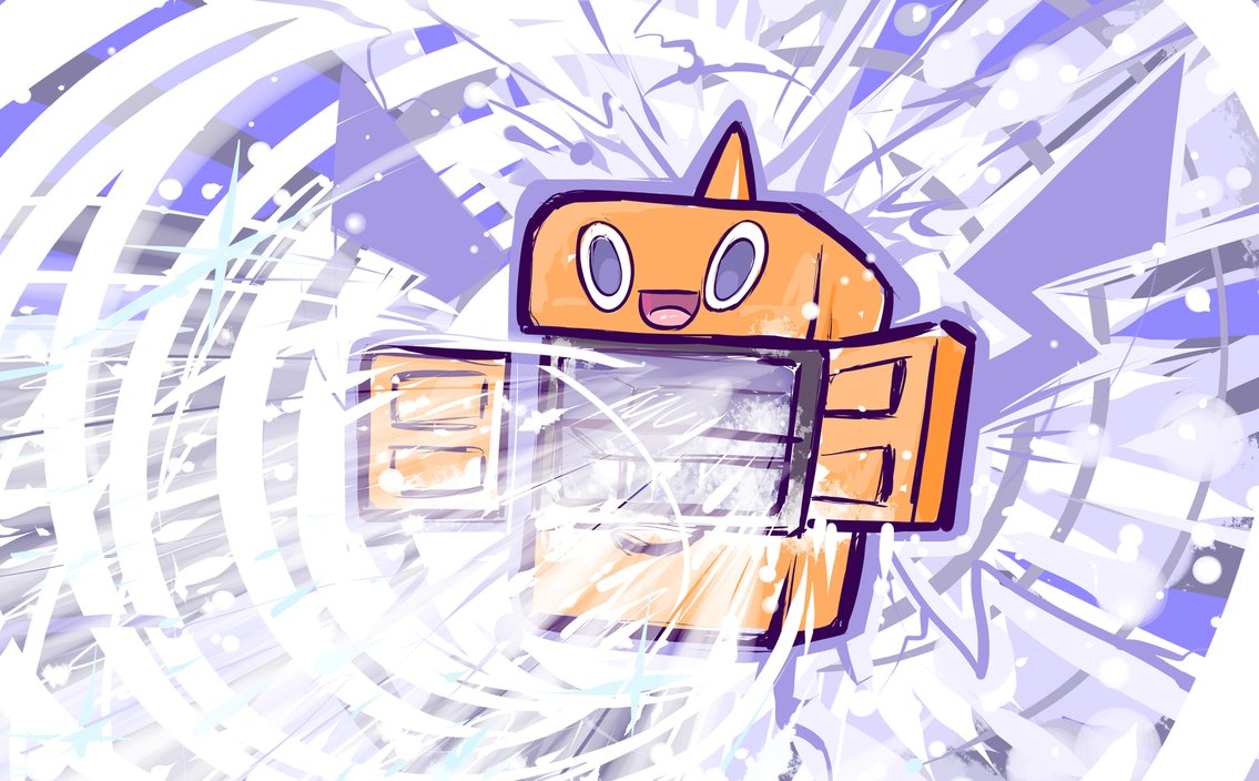 Rotom by ishmam on. Blizzard clipart frost