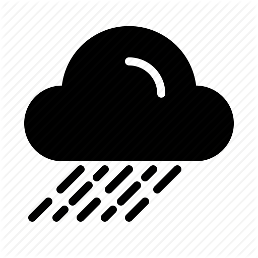 Weather glyph by ralf. Blizzard clipart icon
