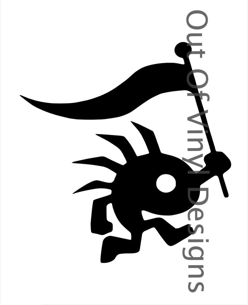 Overwatch murloc running banner. Blizzard clipart inconvenient