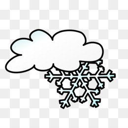 Free download snow weather. Blizzard clipart line