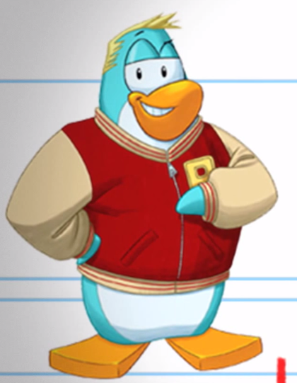 Blizzard clipart panic. Club penguin wiki fandom