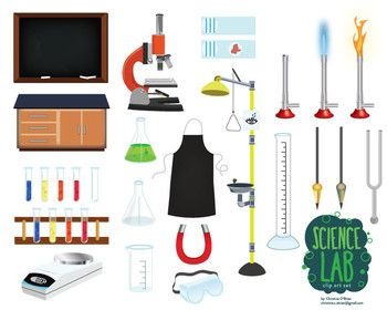 Science lab tools clip. Blizzard clipart safety
