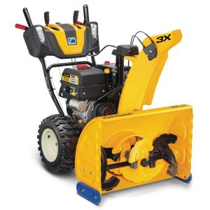 Blizzard clipart snow blower. Cub cadet x in