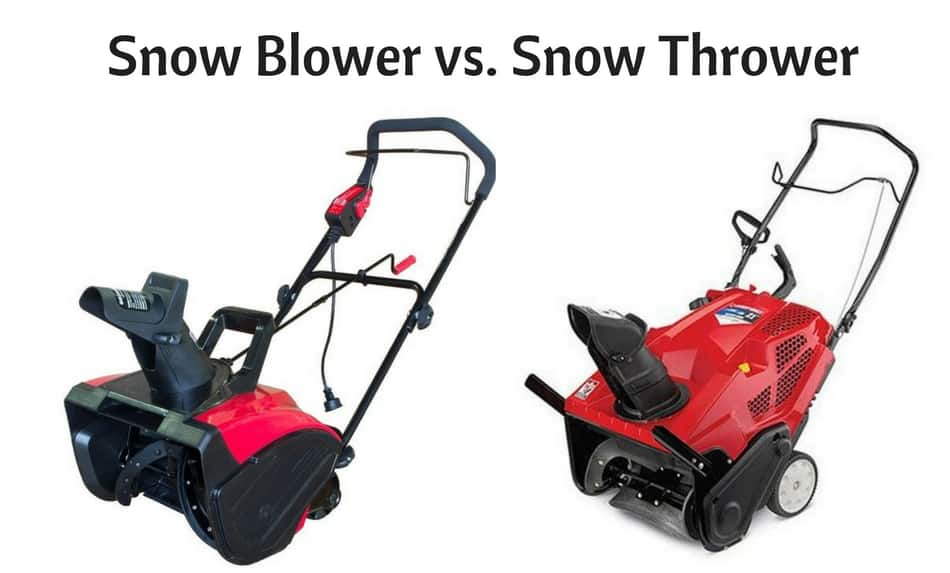 Vs thrower which one. Blizzard clipart snow blower