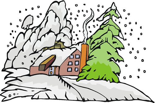 Blizzard clipart snow day. Storm pencil and in