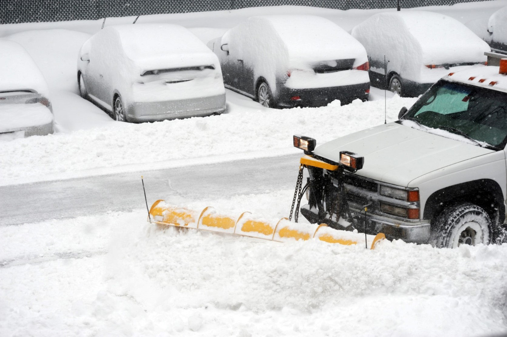 Blizzard clipart snow removal. Plow service in columbus