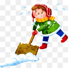 Blizzard clipart snow shoveling. Cold thermometer wind chill