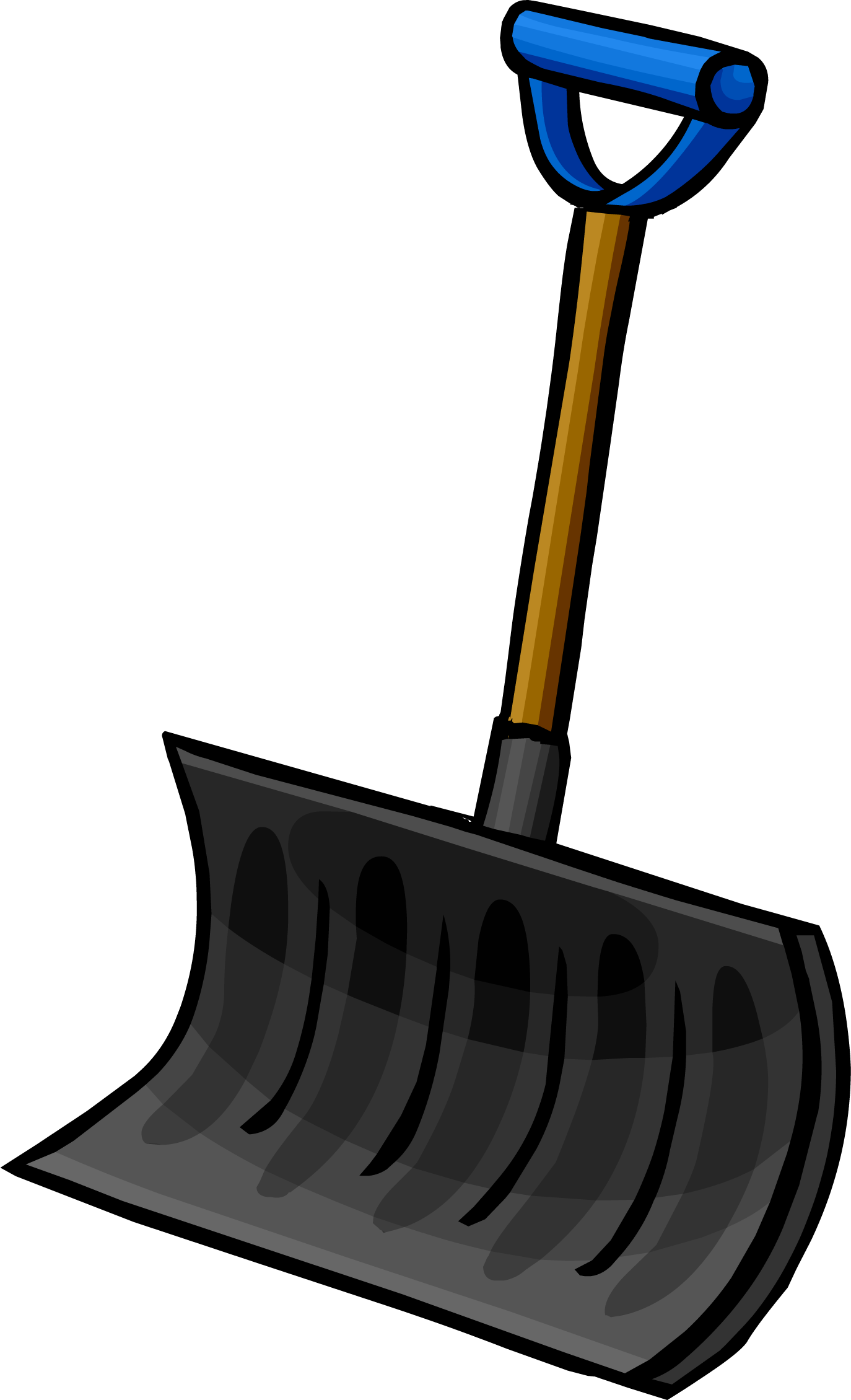 Blizzard clipart snow shoveling. Shovel club penguin wiki