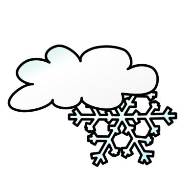 Blizzard clipart snowfall. Sleet panda free images