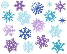 Blizzard clipart snowflake. Snow flakes clip art