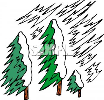 Snow storm . Blizzard clipart snowstorm