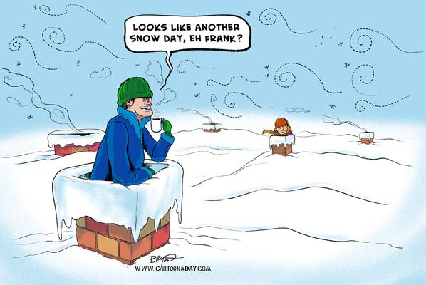 . Blizzard clipart snowstorm
