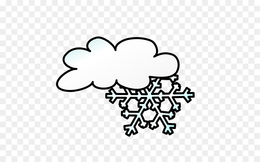 Blizzard clipart snowy weather. Black and white flower