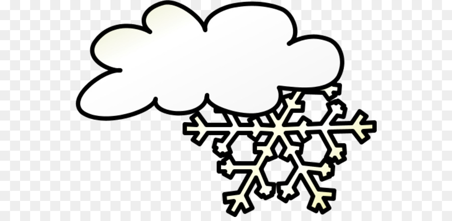 Snow winter storm computer. Blizzard clipart snowy weather