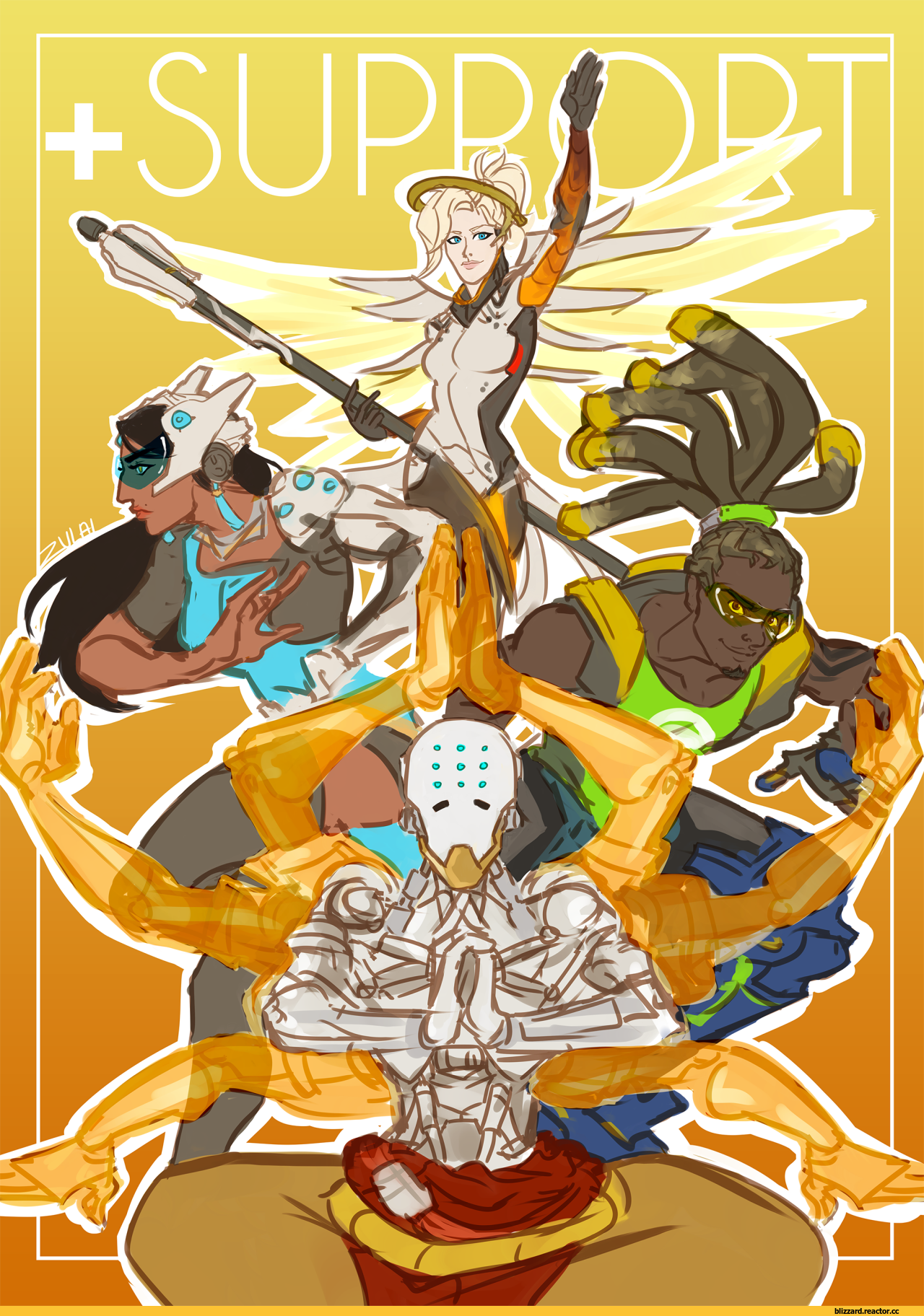 Entertainment overwatch art d. Blizzard clipart stuck