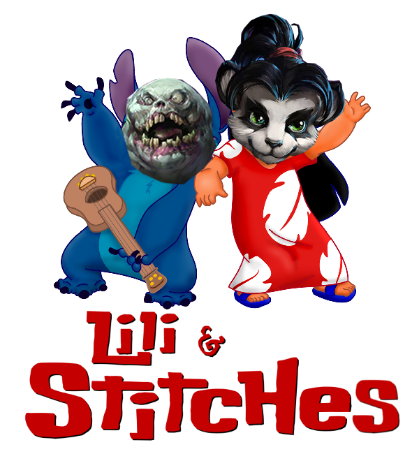 Lili and stitches heroesofthestorm. Blizzard clipart stuck
