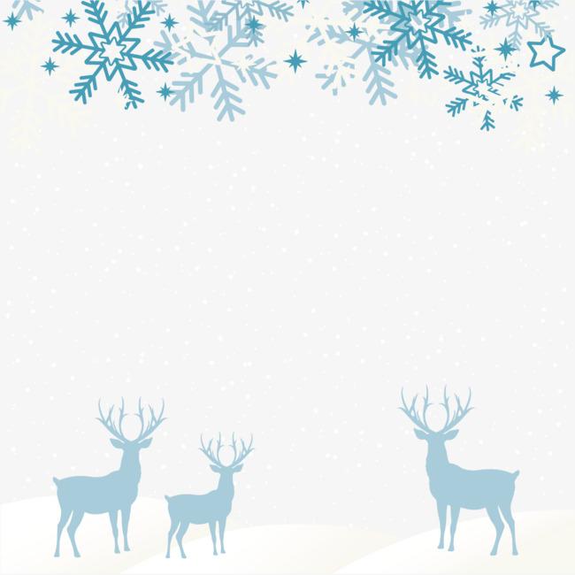 Blizzard clipart vector. Winter snow snowflake creative